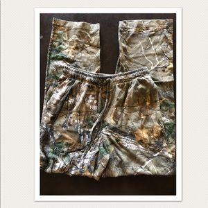 Other - Realtree Camo Pj pants